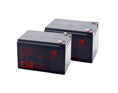 APC UPS RBC6 Replacement battery 2x CSB GP12120 F2 terminal