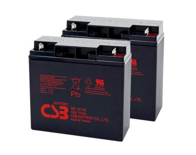 APC UPS RBC7 Replacement battery 2x CSB GP12170 B1 terminal