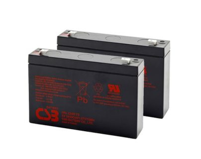 APC UPS RBC18 Replacement battery 2x CSB HRL634W F2 terminal