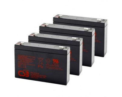 APC UPS RBC34 Replacement battery 4x CSB HRL634W F2 terminal