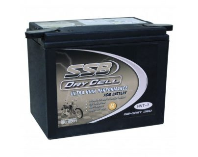 SSB HVT-7 Ultra High Performance AGM Motorcycle Battery – CCA: 500