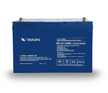 Vision SP Series Lithium Battery 12.8V 100AH