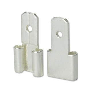 F2 to F1 Terminal Adapters 2 Pcs/1 Pair